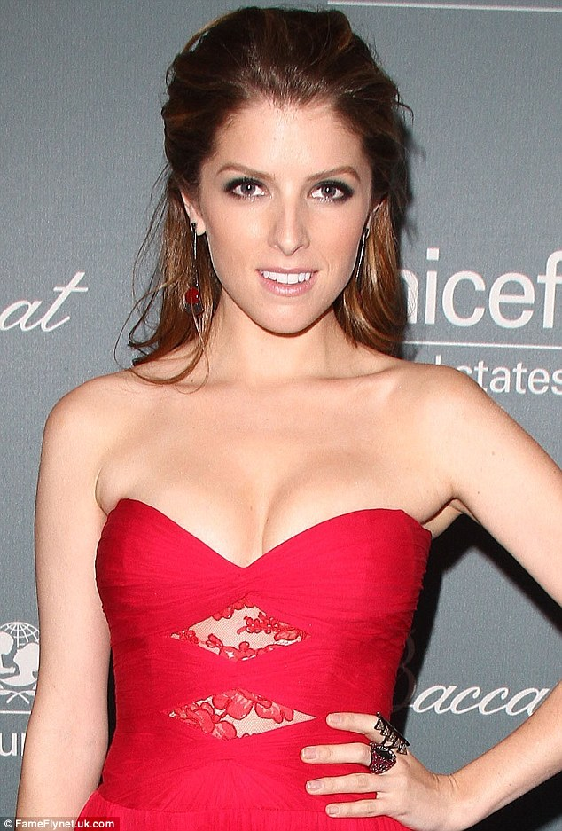 Anna Kendrick Hot