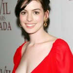 Anne Hathaway Cup Size