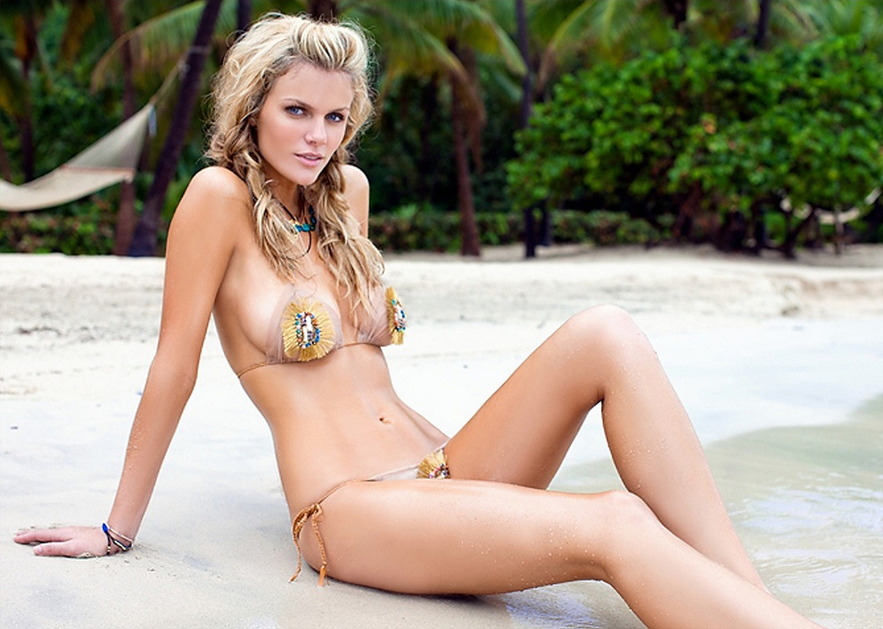 Have removed Brooklyn decker boob any