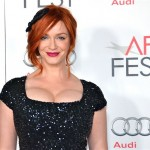 Christina Hendricks Breast Size