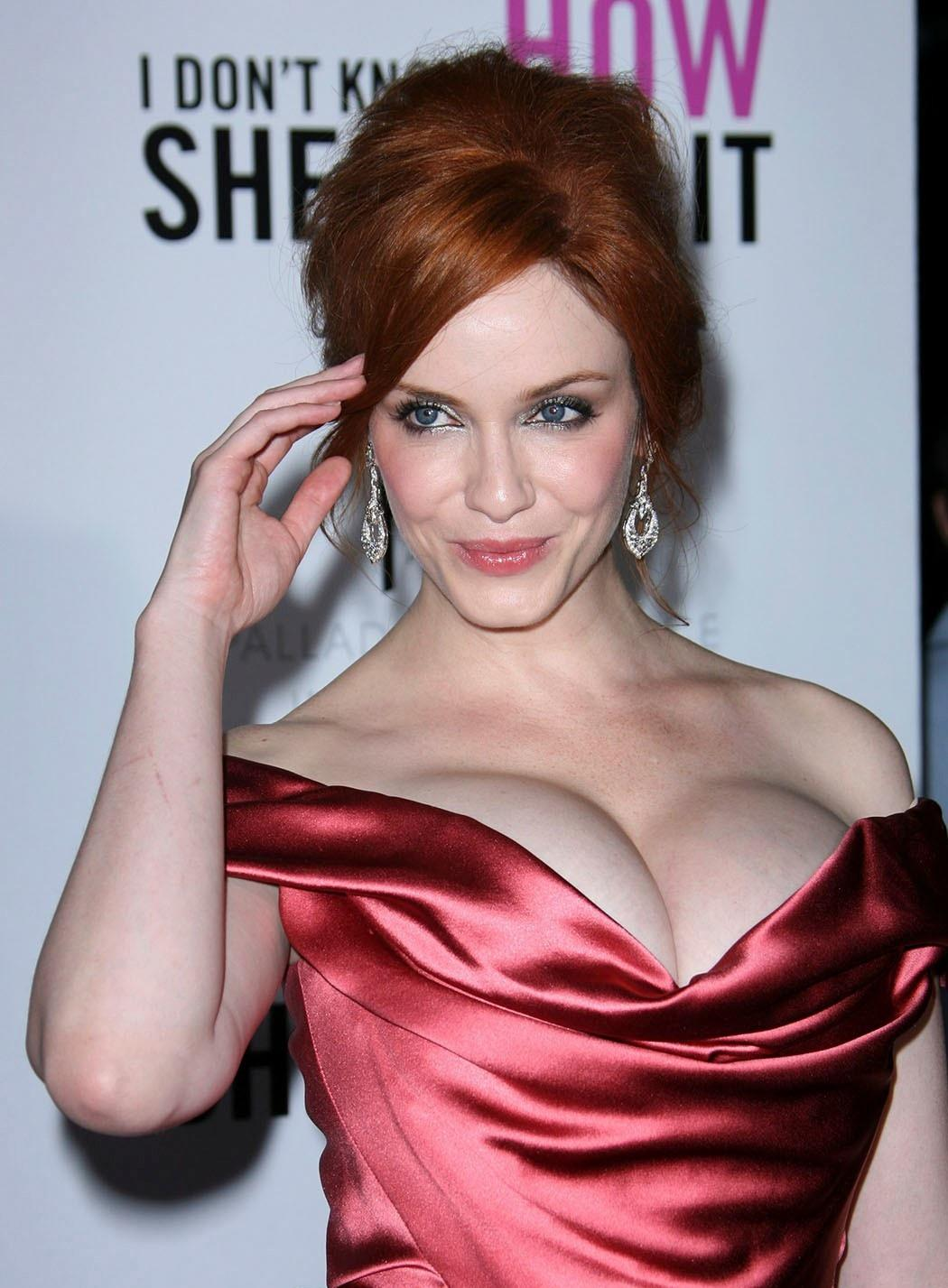 christina hendricks imdb