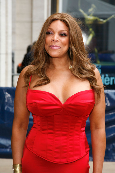 Wendy Williams Boobs Size