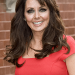 Carol Vorderman breasts