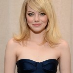 Emma Stone cup size