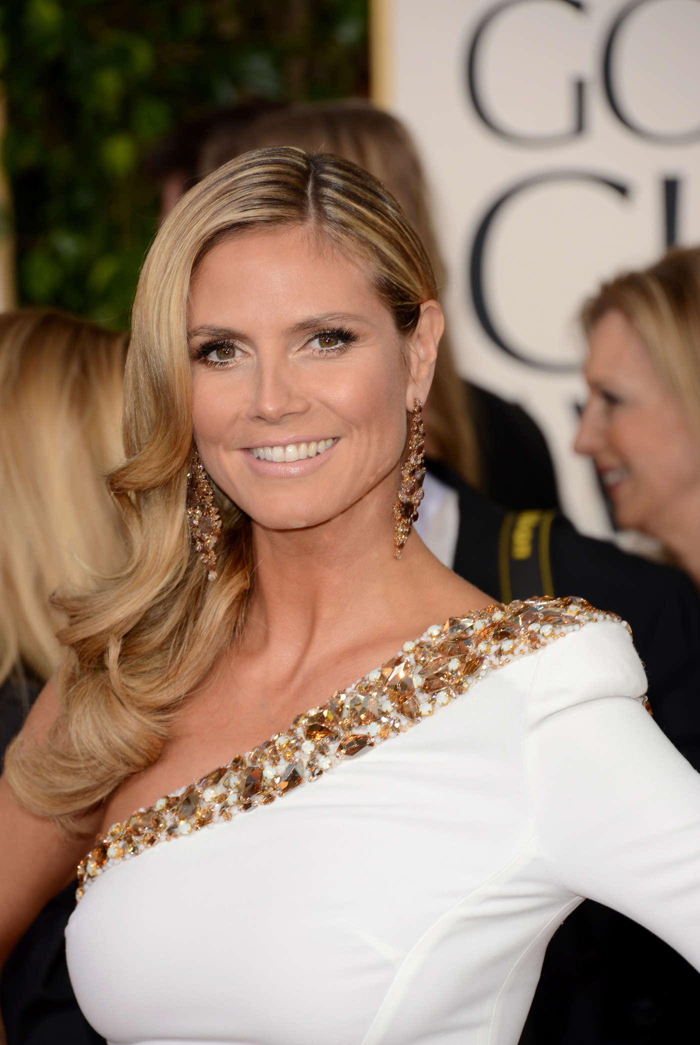 Heidi Klum Breasts implants