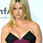 Alice Eve breasts implants