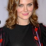Emily Deschanel boob job