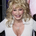 Dolly Parton after plastic surgery