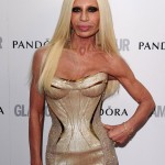 Donatella Versace after plastic surgery