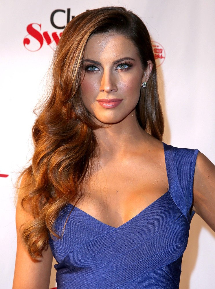 Katherine Webb breast implants