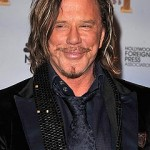 Mickey Rourke face lift