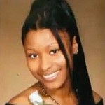 Nicki Minaj before plastic surgery