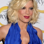 Tori Spelling after plastic surgery