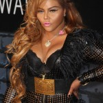 Lil Kim breast implants