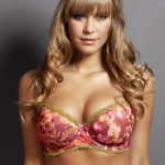Natural 34d bra size